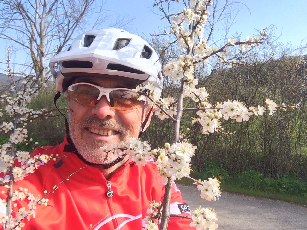 dem Flühling entgegen- immer aufs neue...